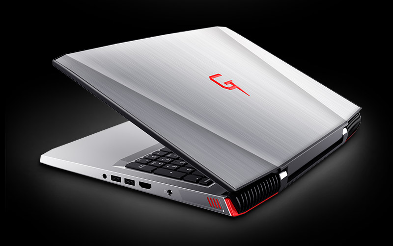 Bben G16 Windows10 Intel I7-7700HQ Kabylake 16G RAM 256G SSD 1T HDD NVIDIA GTX1060 GDDR5 6G Ram Backlit Keyboard Laptop Computer