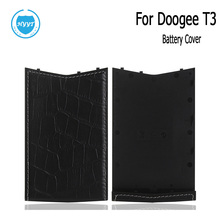 For DOOGEE T3 Battery Case Original Protective Battery Back Cover Fit Replacement For DOOGEE T3 Mobile Phone Accessories(China)