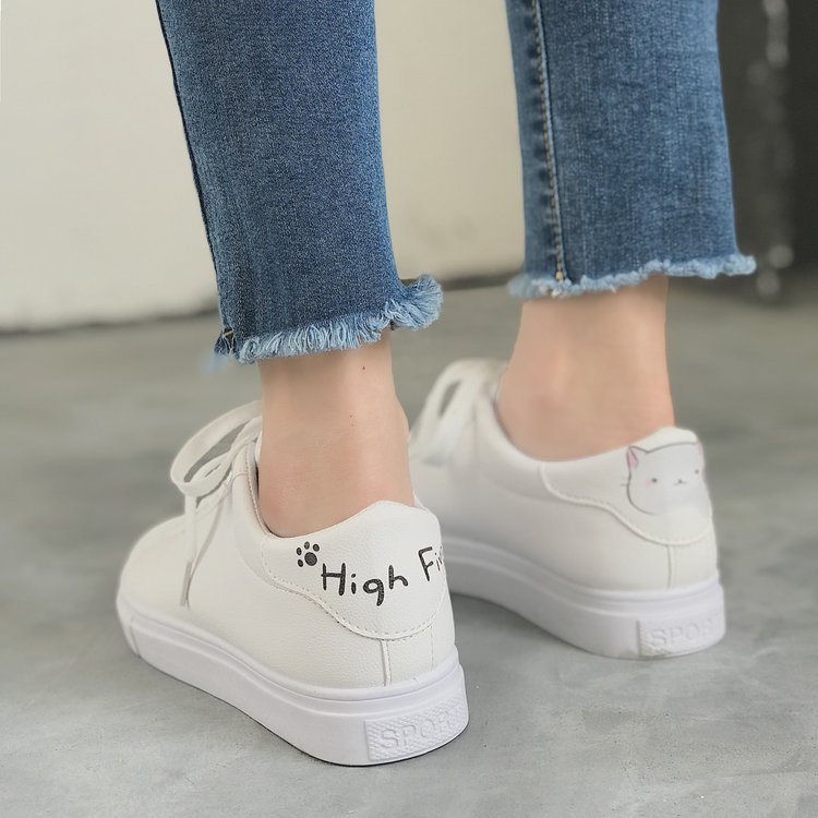حذاء نساء لون ابيض 42