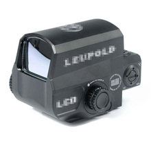Tactical holographic LEUPOLD LCO Red Dot Sight 1 MOA Dot Rifle Scope Marked Version Black