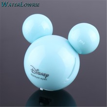Waterlowrie Mickey MP3 Music Player Support 8G TF Card Mini  MP 3 Player usb mp3  for Children Gift Release the pressure