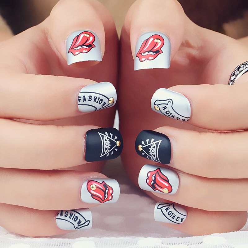 Famous Pictures Of Fake Nails For Kids Image - Nail Art Ideas ...