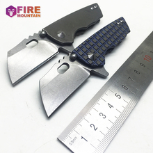 BMT Serge C188 Mini Tactical Folding Knife M390 Steel Blade Titanium Alloy Handle Survival Camping Outdoor Knives EDC Pocket Too