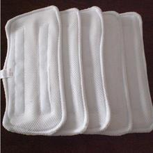 FREE SHIP 5pcs Euro Pro Shark Steam Mop Replacement Microfiber Pads S3250 S3101(China)