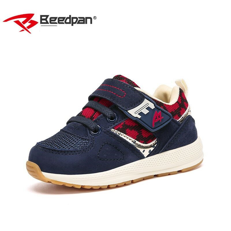 BEEDPAN Children shoes boys sneakers girls sport shoes size 22-30 baby casual breathable mesh kids running shoes autumn winter<br>