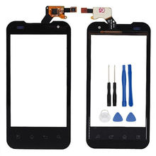 "Buy 4.0"" LG Optimus 2X P990 Touch Screen Digitizer Front Glass Lens Sensor Panel for $6.96 in AliExpress store"