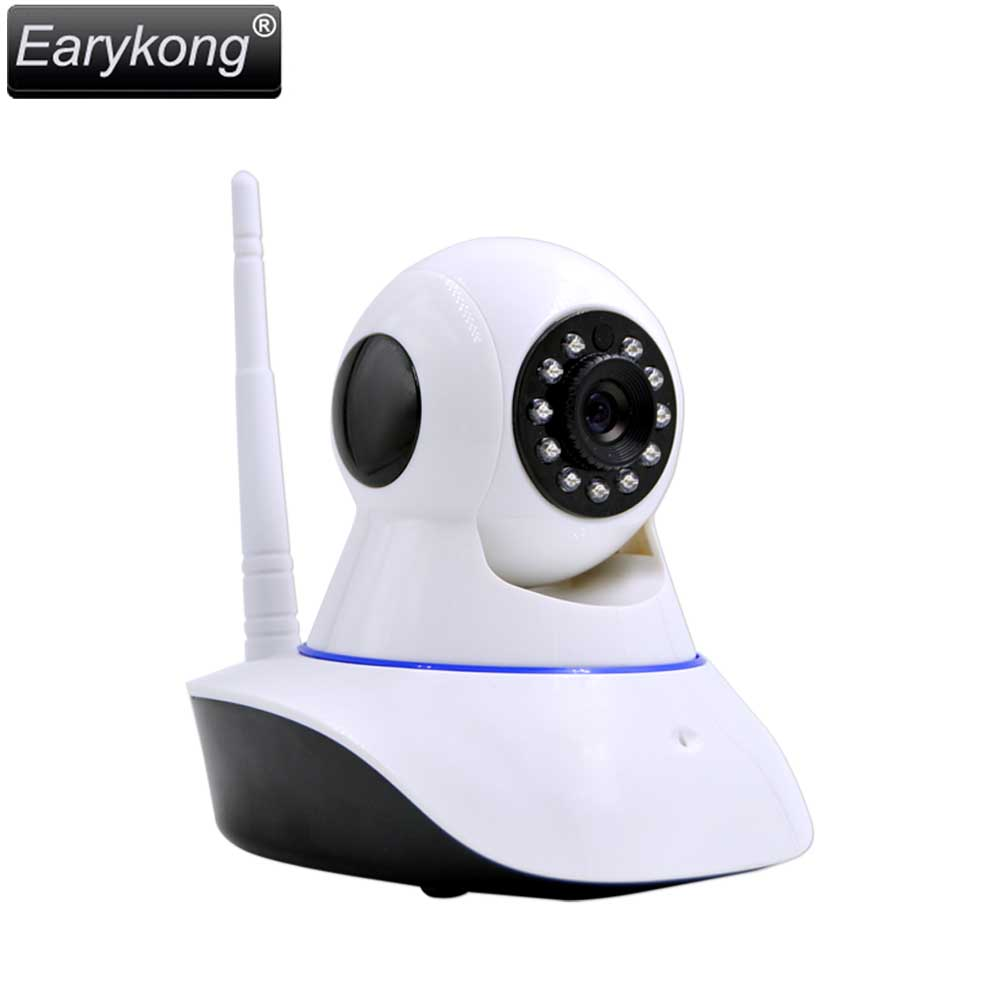 2.4G Wifi Alarm Camera Network Alarm. Compatible with 433MHz wireless detector. Compatible G90B WIfi GSM Alarm System.<br>