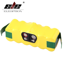 ELEOPTION 14.4V 4.5Ah Vacuum Battery for iRobot Roomba 500 560 530 510 562 550 570 581 610 650 790 780 532 760 battery Robotics