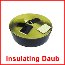 Made in Korea 10pcs/lot Water-Proof Insulation Daub Floor Heating Film Accessories Sealed Joint 5cm x 3.5cm x 10