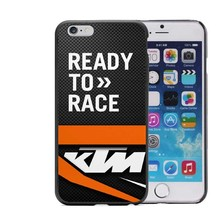 Ready To Race KTM Hard Plastic Phone Cover Case for Apple iPhone 5 5S 6S 6 Plus 7 7Plus(China)