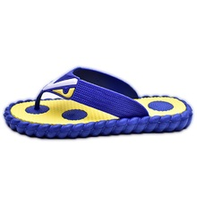 Man Slippers Summer Wear-resisting Rubber Outside Sandy beach Shower Room Skidproof men shoes flip flops For Men sandalias mujer(China)
