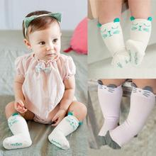 MUQGEW 2017 New Arrival New Born Cute Baby Toddler Infant Kids Cat Cotton Decoration Warm Socks Comfortable Socks Soxs(China)