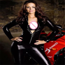 Sexy womens motorcycle clothing