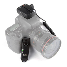 Viltrox JY-120 C1 Wireless Remote Shutter Release for Canon EOS 70D 60D 60Da 1200D 1100D 700D 650D 100D 70D 550D(China)