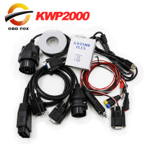 2017 Hottest Selling KWP2000 Plus ECU Flasher OBD2 ECU Chip Tunning Tool KWP 2000 DHL Free Shipping(China)