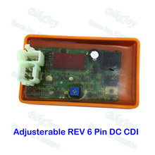 DC CDI REV BOX For Roketa Jonway Znen Lance Sunl JCL BMS NST Apollo 250cc Touring Scooter Motorcycle