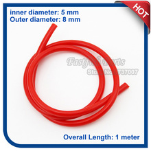 "5mm Fuel Line Hose 40"" length 1 meter For 50cc 110cc 125cc 140cc 150cc 160cc Mini Moto Pocket Pit Dirt Bike Quad ATV"