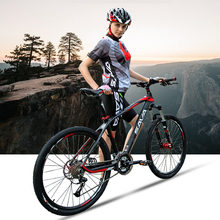 New Brand carbon fiber 26*17/26*15 inch 27 speed Shiman0 M3000 disc brake bicicletas mountain bike outdoor MTB downhill bicycle
