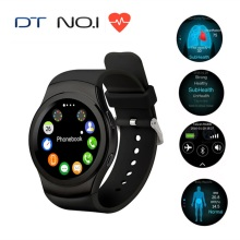 Bluetooth Smart Watch Heart Rate Monitor NO.1 G3 Round Screen Life Waterproof Sports Smartwatch For Android IOS Phone Wristwatch