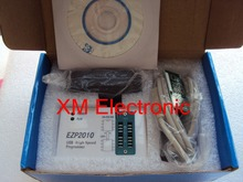 Free Shipping EZP2010 high-speed USB SPI Programmer support 24 25 93 EEPROM 25 flash bios chip(China)