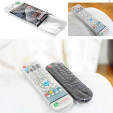 5PCS TV Air Condition Remote Control Cover for the TV remote Control Protective Cover Case Dust Protective Case on TV console(China)