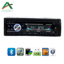 Autoradio Car Radio Bluetooth 2400BT In-dash Car Stereo 1Din FM Aux Input Receiver SD USB MP3 DVD MMC WMA Support Remote Control(China)