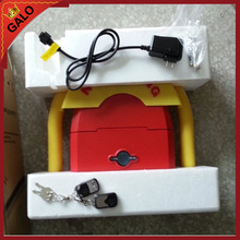outdoor used water proof remote control battery powered automatic parking barrier parking lock parking space saver with IP68(China)