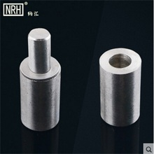 NRH8721 stainless steel cylinder hinge Welded circular hinge Hinge Detachable 201 stainless steel