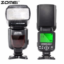 Zomei New Pre Brand Wireless Mini Flash ZM430 Speedlite for Hot Shoe Flash, Speedlite, Photo Flash