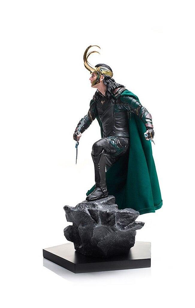 Thor Ragnarök Marvel Comics Loki Ragnarökr action figure(22)