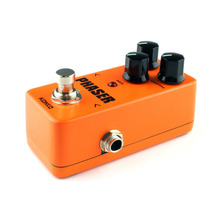 KOKKO FPH2 Mini Guitar Amplifier OD Effect Pedal Orange Mini Pedal phaser Guitarra Pedal Efectos Calidad Portatil Guitar Part