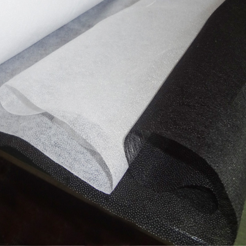 25g Non Woven Polypropylene Fusible Interlining Fabrics Photography Background Cloth DIY dust Eco-friendly Nonwoven Fabrics(China)