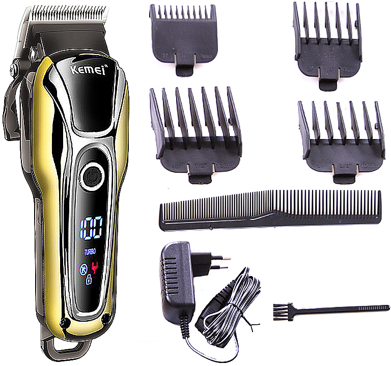 20w Turbocharged Barber hair clipper professional hair trimmer men electric cuer hair cuing machine haircut tool 110v-240v