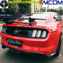 Fit for Ford mustang 2015 carbon fiber rear auto spoiler Wing rear wing high quality(China)