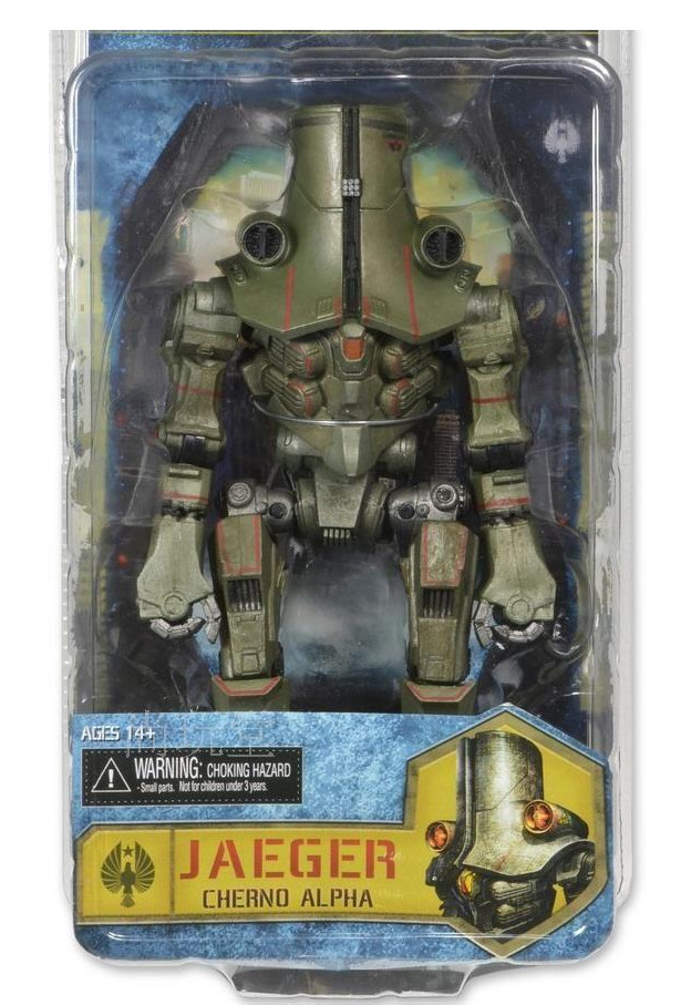 High Quality!!! Pacific Rim NECA7 Jaeger Cherno Alpha 6inch PVC Action Figure Model Toys Gifts<br><br>Aliexpress