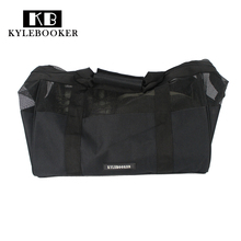 Fly Fishing Chest Wader Mesh Bag Wading Boots shoes Storage Bag Fishing Accessories Gear hand bag(China)