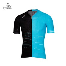 Eyessee Pro Fabric Ultralight High Quality Cycling jersey 2017 Summer Racing pro bicycle jersey breathable polyestr, 2 colors
