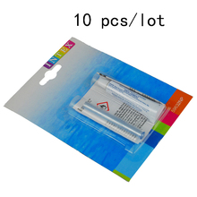 Intex Swimming Pool Patch Kit Vinyl Repair Glue 10 pcs