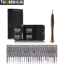 Buy TUOSEN 25 1 Torx Precision Screwdriver Bits Repair Tool Set iPhone Cellphone Tablet PC Torx Screwdriver Repair Tool Set for $4.78 in AliExpress store