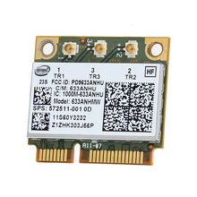 Dual band 450Mbps 802.11a/g/n Half Size Mini PCI-e For IBM Intel 6300 AGN PCIe Wireless Hotspot Wifi Card 60Y3233 2.4Ghz 5Ghz(China)