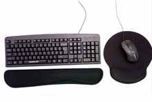 Gaming Keyboard Mouse wrist pad memory sponge mechanical keyboard wrist support for Computer Laptop Notebook Keyboard