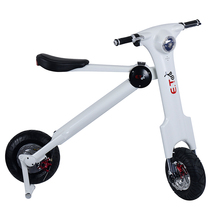 Foldable Electric Scooter 48V 350w 11A Portable mobility scooter Electric two-wheeled vehicle electric bike for Adult ET scooter
