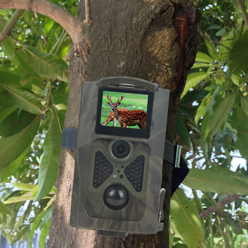 HC-550A Scouting Hunting Camera HC550A HD 1080P 16MP 120 Degree Photo Trap Wildlife Game Trail Camera2