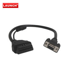 Launch x431 extension cable COM to OBD2 Connect Cable for X431 iDiag/ Diagun III/ IV(China)