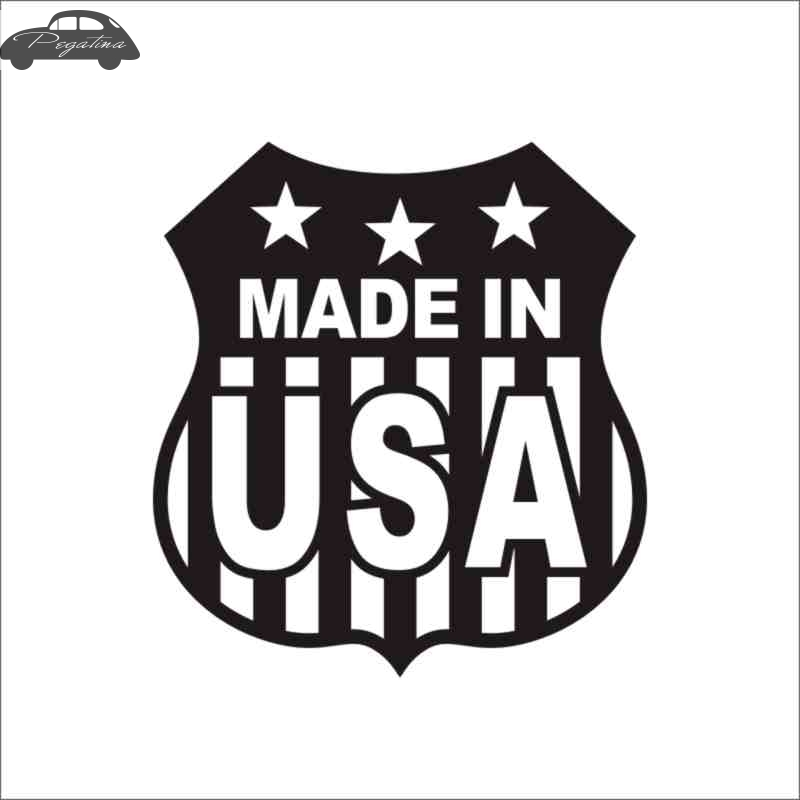 Pegatina Made in Spain Decal Sticker Car Window Vinyl Decal Funny Poster Motorcycle