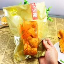 Eric Squishy English Bread Loaf Roll Slow Rising Original Packaging Collection Gift Decor Funny Novelty Toys