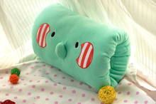 hand warmer plush toy cartoon animal design about 30cm muff ,Christmas gift w2703
