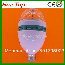 Innovative items High quality 9W RGB LED Bulb AC85-265V E27multiple Color Changeable RGB LED Lamp for home party free shipping