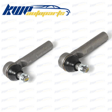 2 X Outer Tie Rod Ends For Toyota FJ Cruiser 4Runner Lexus GX470 03-09 #45046-69245(China)