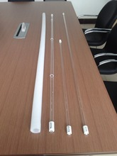 Customized order do not order before contact,Kingrare GPHHA1554T6L UV germicidal lamp,UV tube lamp pulborized the oil